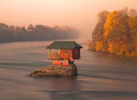 river-cabin